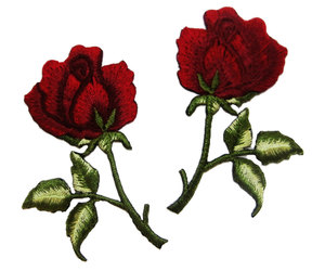 rose and patch image