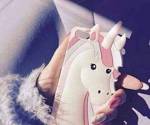 iphone, unicorn, and iphone case image