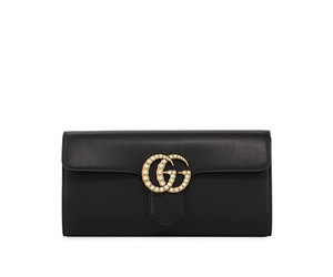 clutch bag, fashion, and gg image