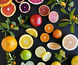 citrus, colorful, and food photography image