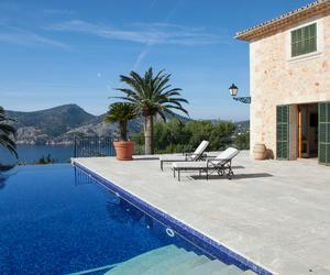 home and pool image