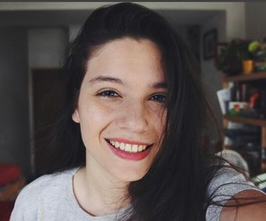 youtuber, girl, and hair image