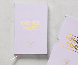 lilac, motivation, and planner image