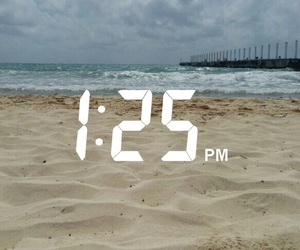snapchat, beach, and time image