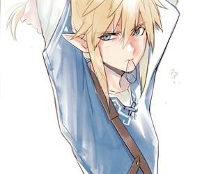 link and Legend of Zelda image
