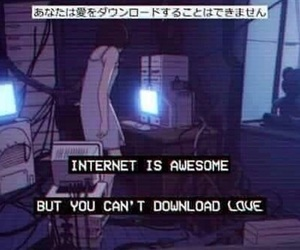aesthetic, internet, and sad image