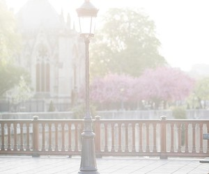 paris, pastel, and spring image