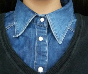tumblr, winter, and blue+jeans image