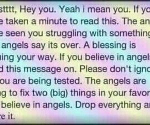 angels, share it, and blessing image