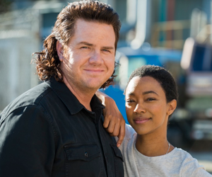 the walking dead, twd, and sonequa martin-green image
