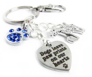 etsy, car accessories, and heart keychain image