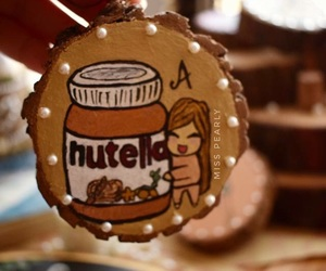 nutella, cute, and handmade image