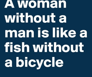 bicycle, empowerment, and fish image