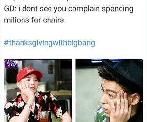 daesung, funny, and gdragon image