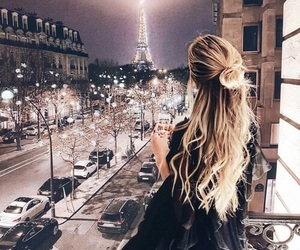luxury, paris, and woman image