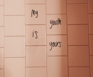 youth, aesthetic, and quotes image
