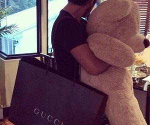 bae, boyfriend, and teddy bear image