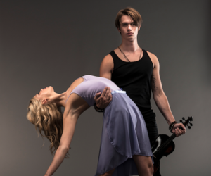 high strung, movie, and love image