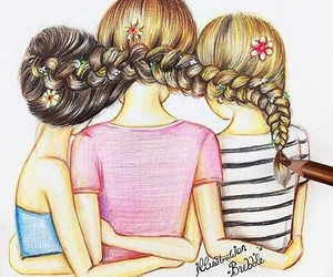friends and art image