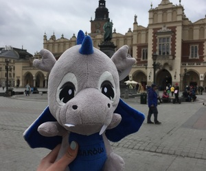 dragon, toy, and Krakow image
