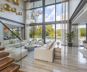 decor, dream home, and florida image