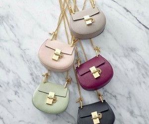 bags, girls, and fashion image