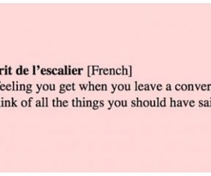 quotes, french, and conversation image