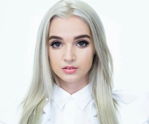 adorable, makeup, and poppy image