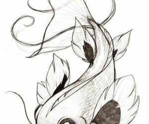 dessin and poisson image