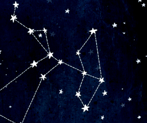 stars, blue, and aesthetic image