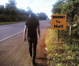 metal and highway to hell image