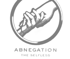 divergent, abnegation, and insurgent image
