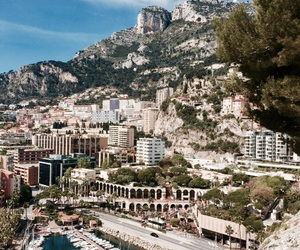 monaco, city, and holiday image