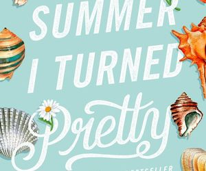 book, the summer, and jenny han image