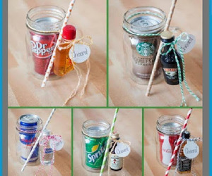 booze, diy party gifts, and homemade adult gifts image