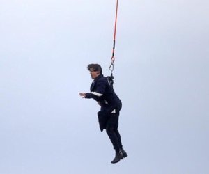 music video, sign of the times, and filming image