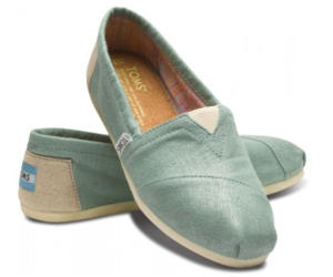 fashion, mint green, and toms image
