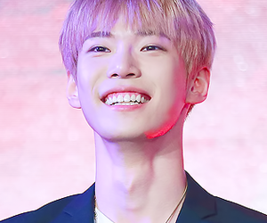 bunny, smile, and doyoung image