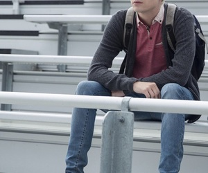 thirteen reasons why, miles heizer, and alex standal image