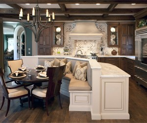 interior design, luxury kitchen, and home magez image