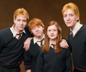 harry potter, ron weasley, and weasley image
