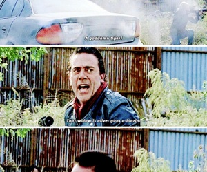 Finale, negan, and twd image