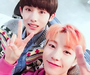 winwin, nct, and sicheng image
