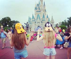 bff, disney, and lovely image
