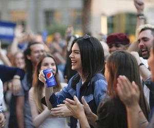 kendall jenner and Pepsi image