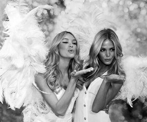 angel, model, and Victoria's Secret image