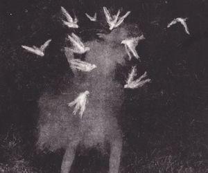 art, dark art, and goth image