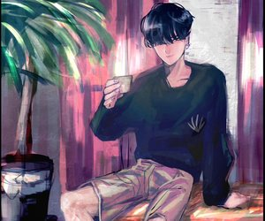 fanart, yesung, and cute smile image