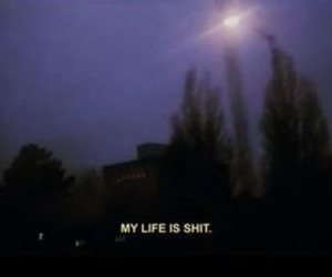grunge, sad, and life image