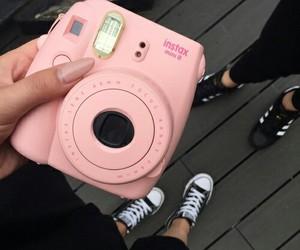 pink, fashion, and camera image